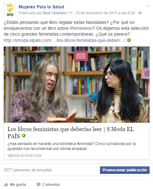 Libros feministas que deberías leer