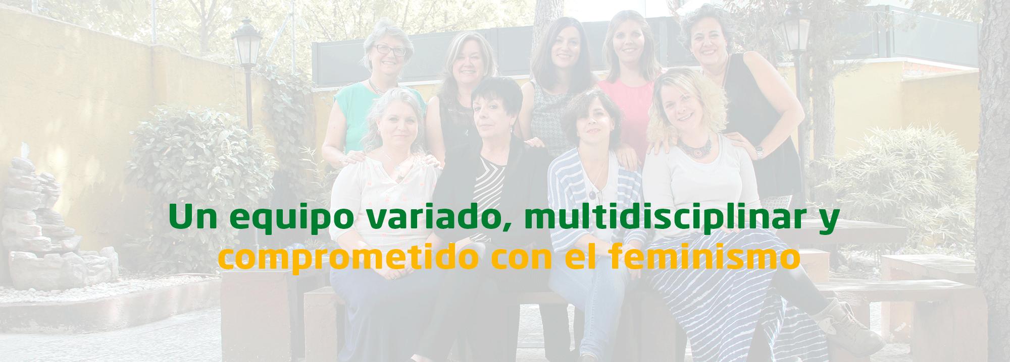 Las profesionales de Mujeres para la Salud
