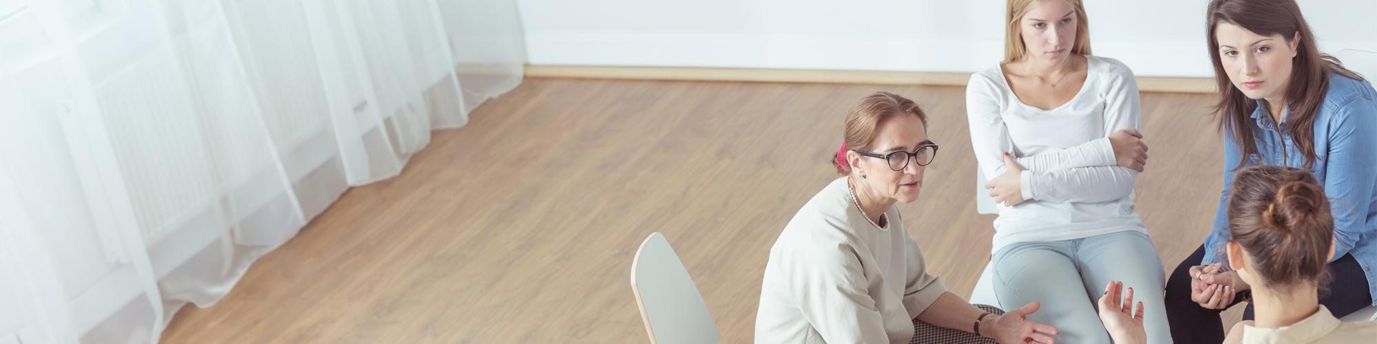 Terapia psicológica para mujeres Espacio de Salud Entre Nosotras (ESEN)