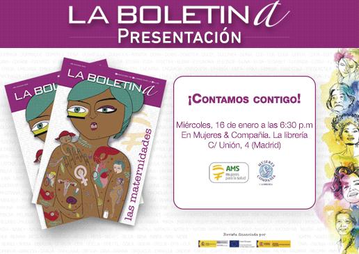 Presentación del número XXXIII de La Boletina